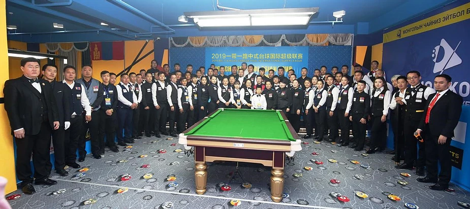 Top 16 of Chinese Pool International Super League Thailand Station has been confirmed
